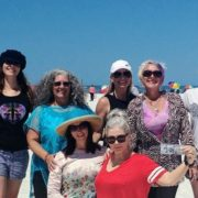 2019 Coach Group at Clearwater Beach.