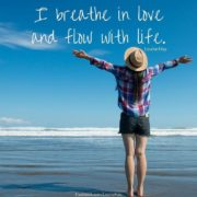 A great affirmation by our beloved Louise Hay.