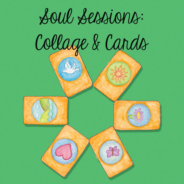 Soul Sessions Collage and Cards